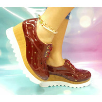 Zapatos Oxford Colombianos Para Dama Ventas Al Mayor Y Detal