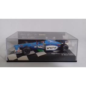 Miniatura F1 Benetton Playlife B199 A Wurz Minichamps 1:43