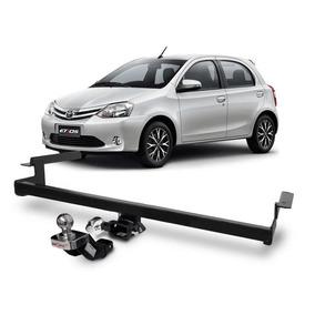 Engate Reboque Toyota Etios Hatch 2012/ 2014 500kg Removível