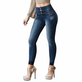 Jeans Seven Eleven, Cintura Regular, Slim Skinny, Sku 171016