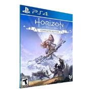 Juego Horizon Zero Dawn Complete Ps4 Edition Fisico Sellado