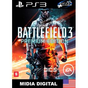 Battlefield 3 Premium Edition Bf3 | Ps3 | Psn | Promoção