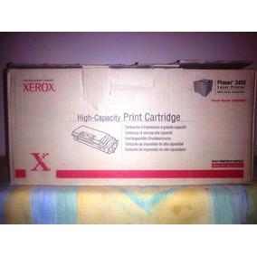 Toner Xerox 106r00688 Negro Para Phaser 3450 High Capacity