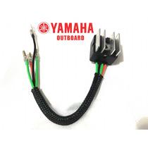 Retificador De Corrente Motor De Popa Yamaha 15/25/30/40hp