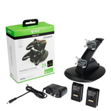 Energizer Charge Station Xbox 360 Nuevo Envío Gratis Alclick