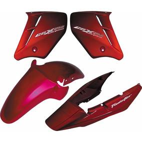 Kit De Carenagem Adesivada Cbx 250 Twister - 2006 A 2008