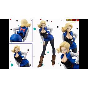 Figure Android 18 Dragon Ball Gals Megahouse