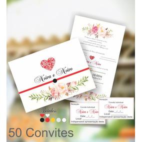 Convites R$ 1,00 Cada