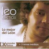 Leo Mattioli - Lo Mejor Del Leon - Los Chiquibum