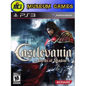 Castlevania Lords Of Shadow Ps3 Fisico Sellado Español Local