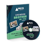 Curso Dvd Máquina Brother Pe770 - Volume 2