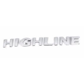 Nome Emblema Highline Voyage Gol Golf Fox 2003 Á 2016