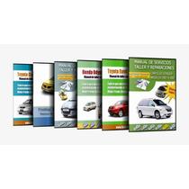Manual De Reparación Automotriz En Dvd Envió Gratis