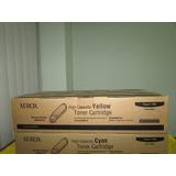 Toner Xerox Phaser 7400 - Yellow (18k) 106r01079 - Original
