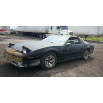 Pontiac Trans Am Firebird 1989 Aut 6 Cilindros Por Piezas !