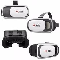 Lentes Visor Realidad Virtual Vr Box 2.0 Envío Gratis