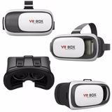 Lentes Visor Realidad Virtual Vr Box 2.0 Los Más Vendidos