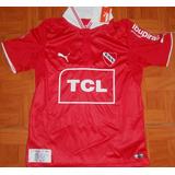 Camiseta De Independiente Titular Puma Para Niño Talle 8
