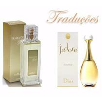 Perfume J´adore Traduções Gold 24 Fragancia Do Jadore 100ml