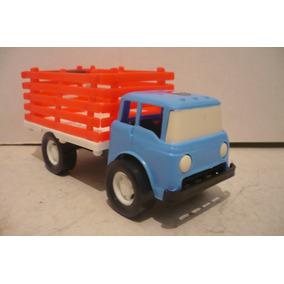 Camion Ford De Redilas - Camioncito De Juguete Antiguo