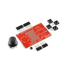 Kit Joystick Shield Sparkfun Para Arduino - Últimas Peças!
