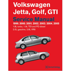 Manual Taller Volkswagen Golf,jetta Gti,1999-2005 Pdf