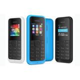 Celular Nokia 105 Economico Radio Gratis Minutos
