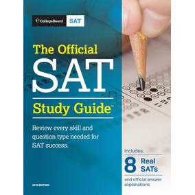Livro - Official Sat Study Guide - Importado