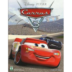 Álbum Figurinhas Carros 3 Disney Pixar - Completo Para Colar