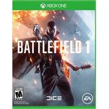 Video Juego Xbox One Battlefield 1-no Incluye Consola