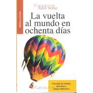 La Vuelta Al Mundo En 80 Días Julio Verne Libros Juveniles
