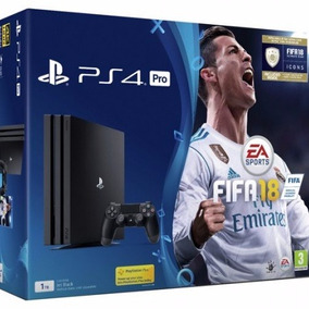 Consola Playstation 4 1tb Slim Fifa 18