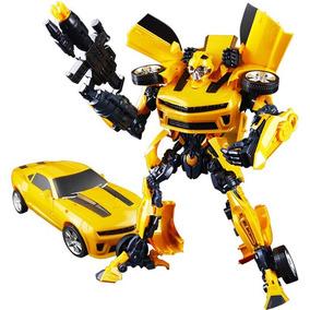 Bumblebee Transformers - Na Caixa + Acessórios Original