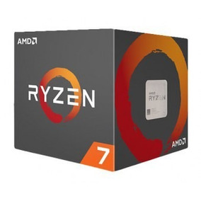 Cpu Amd Ryzen 7 1700 3.7ghz 65w Soc Am4 Yd1700bbaebox With