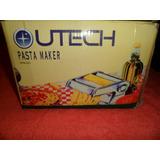 Maquina Para Hacer Pasta Utech