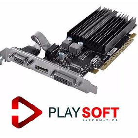 Placa De Video Radeon Hd5450 1gb Ddr3 64 Bits
