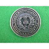 Escudo Colegio Militar De La Nacion Republica Argentina