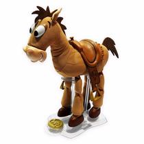 Toy Story - Bala No Alvo O Cavalo Do Woody - 34 Cm