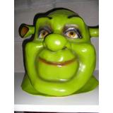 Mascara De Shrek De Latex
