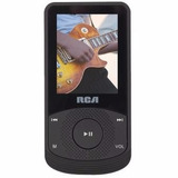 Reproductor Mp4 Mp3 Rca M6504 4gb Usb 1,8 Fm Grabador D Voz