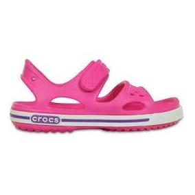 Crocs Niña Nena Crocband Ii Sandalia Originales