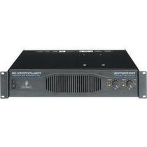 Behringer Europower Ep2000 Potencia Amplificador 2x100