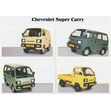 Guias Valvulas Chevrolet Super Carry