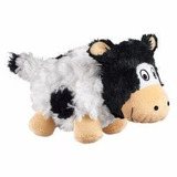 Juguete Kong Vaca Barnyard Cruncheez Para Perro