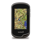 Gps Garmin Oregon 650 Incluye Cargador-baterías-topo Mapa