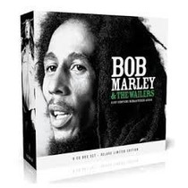 Box 6 Cds Bob Marley & The Wailers (2013) - Novo Lacrado