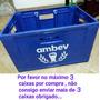Engradado (caixa) Para 24 Vasilhames Cerveja 600ml Ambev