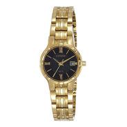 Reloj Citizen Dama Dorado Eu6022-54e Agente Oficial Jr Joyas