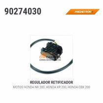 Regulador Retificador Magnetron - Nx 200, Xr 200, Cbx 200