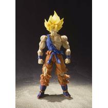 S.h.figuarts Super Saiyan Son Goku Super Warrior Awakening